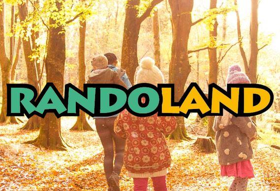 Direction le monde de Randoland !