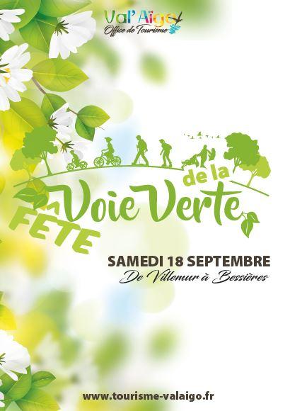 Read more about the article Fête de la Voie Verte !